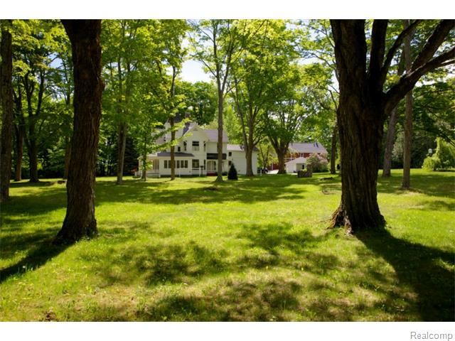 - Mature Treed Lot