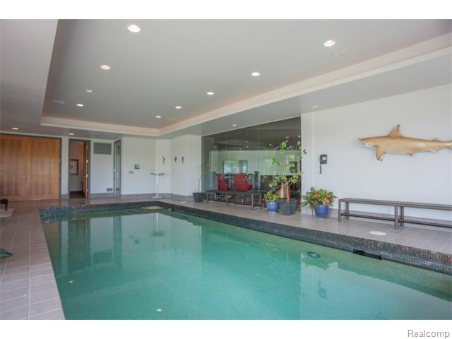 - Indoor Pool
