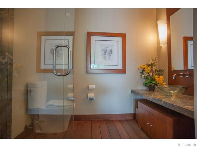 - Lower Level Full Bath