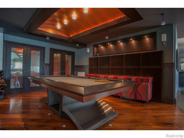 - Billiard Room