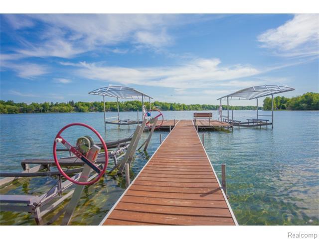 - Boat Facilities