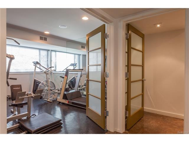 - Exercise Room