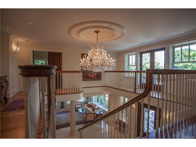 - Upstairs Landing