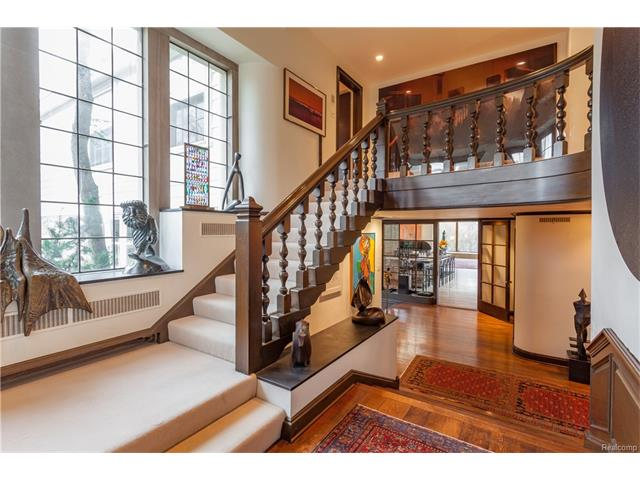 - Stately Foyer with entrance to Great Room