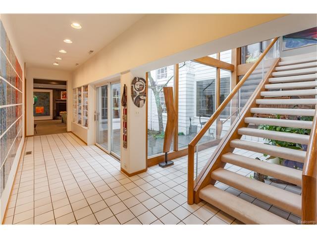 - Gallery Hallway and Atrium