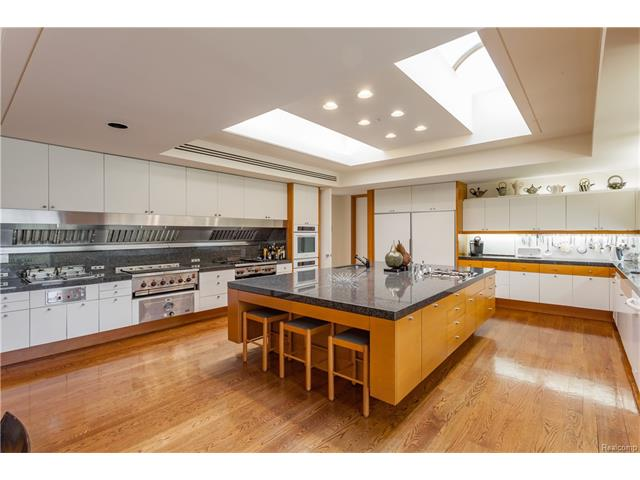 - Commercially Equipped Kitchen