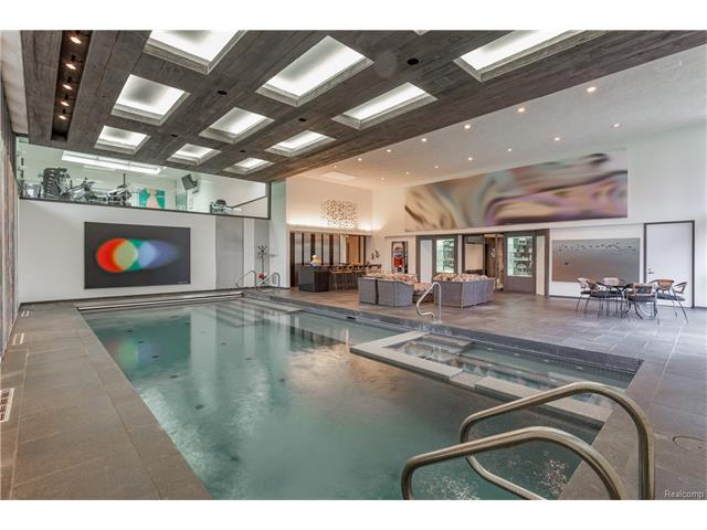 - Indoor Pool, Spa and Fitness Complex