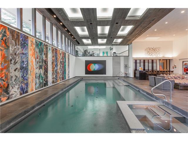 - Indoor Pool Complex Detail