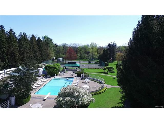 - Outdoor Pool and Tennis Courts