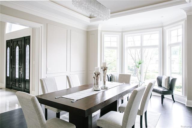 - Alternate view of Dining Room