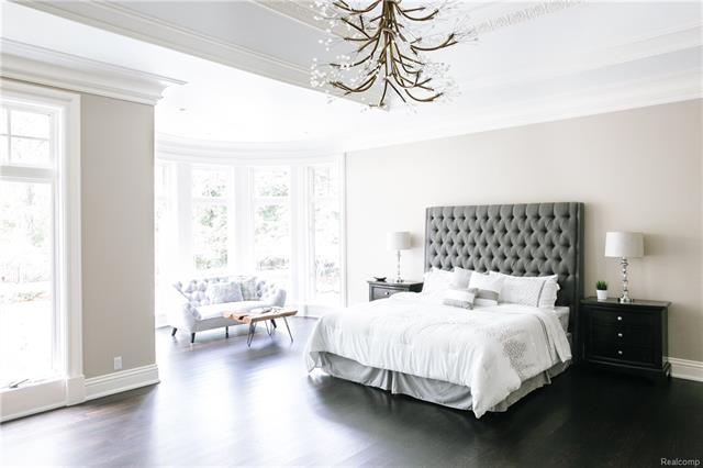 - Sun-flooded Master Bedroom with fabulous