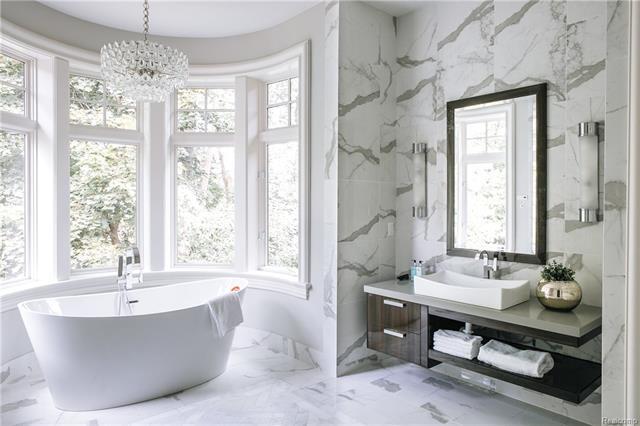 - Master Bathroom