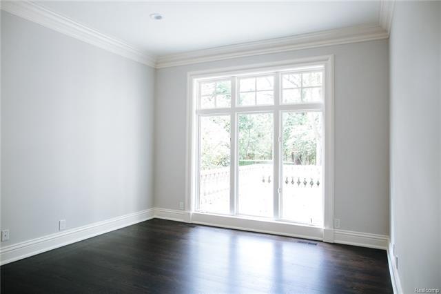 - Bedroom 2 with floor-to-ceiling window