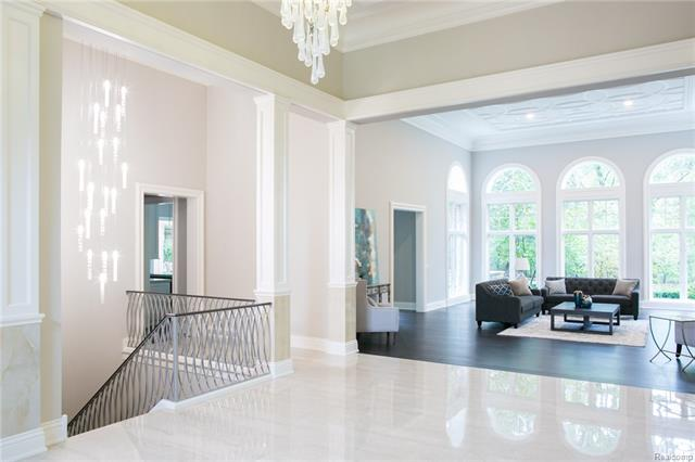- Alternate view of Foyer with view of stunning