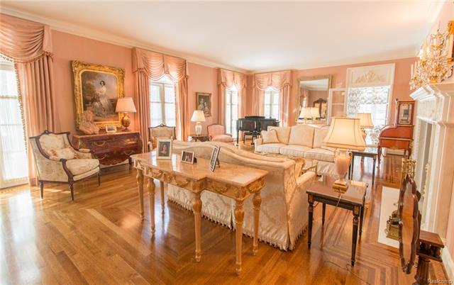 - Living room