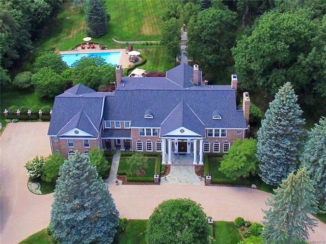 - 1115 Country Club Drive - Heart of Bloomfield Hills