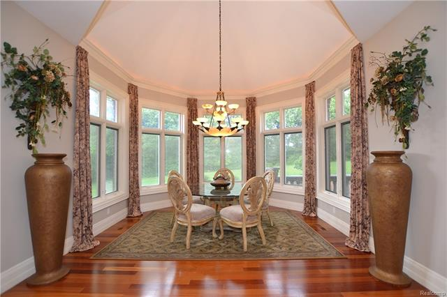 - 12aa    Breakfast Room With Octagonal Ceiling   Orchard Ridge 5249 august_12.JPG