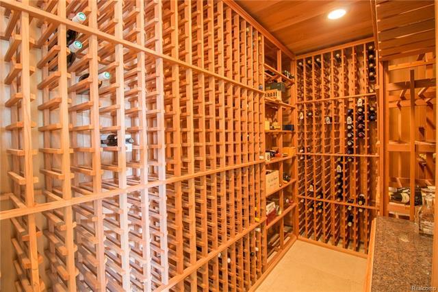 - Wine cellar