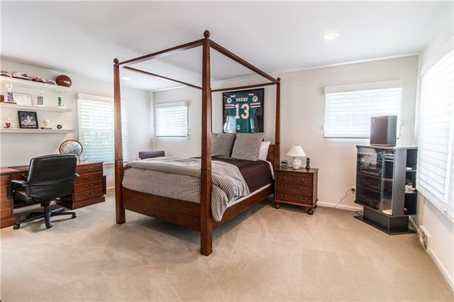 - Upper level ensuite bedroom