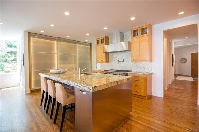 - Kitchen