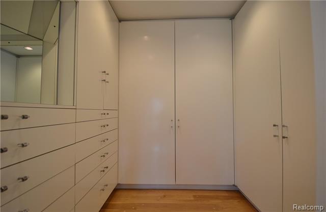 - Master suite dressing area & WIC #2